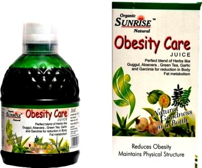 Sunrise Agriland Organic Obesity Care 800 ml Fruit