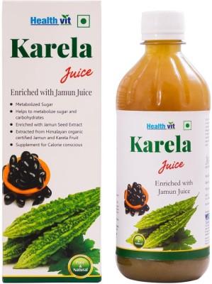 Healthvit Karela Jamun 500 ml Fruit