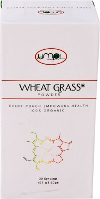 UMPL ORGANIC WHEAT GRASS 60 ml Herbs