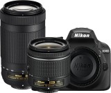 Nikon D3400 DSLR Camera with Lens AF-P D...
