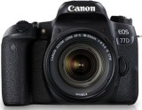 Canon EOS 77D DSLR Camera Kit (EF-S18-55...