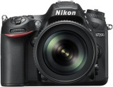 Nikon D7200 Body with AF-S 18 - 105 mm V...