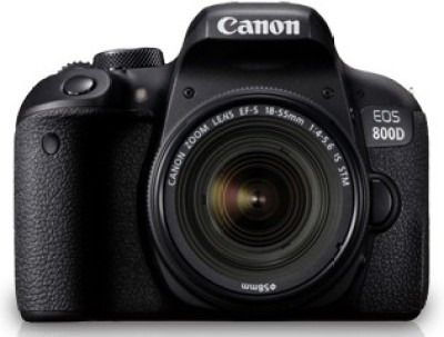 Canon EOS 800D DSLR Camera Body Only(Black)