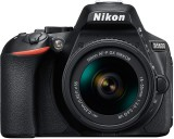 Nikon D5600 DSLR Camera With the AF-P DX...