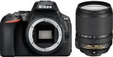 Nikon D5600 DSLR Camera With the AF-S DX...