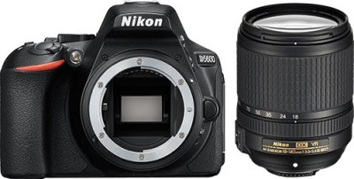 Nikon D5600 DSLR Camera ( With the AF-S DX Nikkor 18 - 140 MM F/3.5-5.6G ED VR )(Black)