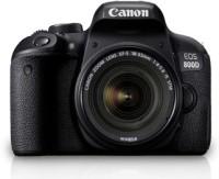 Canon EOS 800D DSLR Camera Kit (EF S18-55 IS STM)(Black)