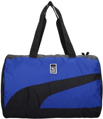 Puma Puma Sole Barrel Bag 15 inch/38 cm (Multicolor) 15 inch/38 cm Travel Duffel Bag(Multicolor)