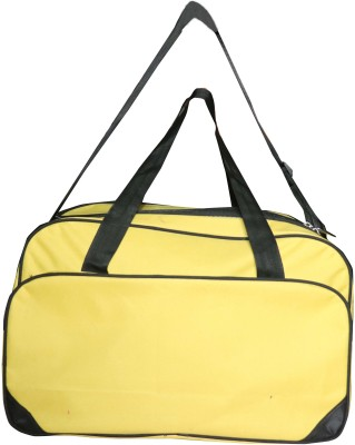 One Up One Up Yellow Expandable Duffel Bag 19 inch/48 cm (Expandable)