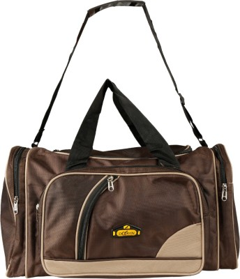 Daikon 4430BrownBisct-TravelBag Travel Duffel Bag(Brown, Bisct)
