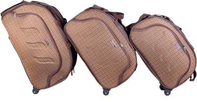 Sk Bags Amco 3 pic (20+22+24) duffel set 24 inch/60 cm