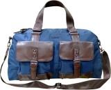 Goblin Onyx Travel Duffel Bag (Blue)
