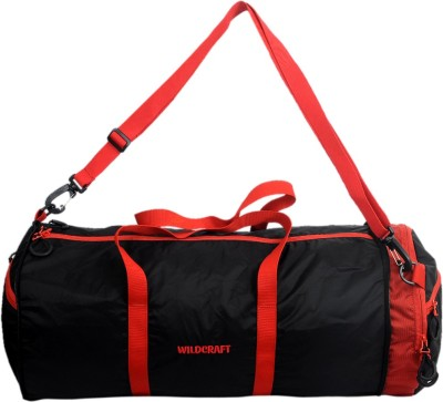 Wildcraft Pravas Black 10 inch/25 cm (Expandable)