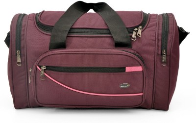 Dewmax Traveller 20 inch/50 cm Travel Duffel Bag(Purple)