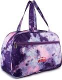 WRIG New Look Travel Duffel Bag (Purple,...