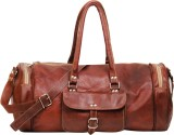 Dunez Leather Duffel Bag 21 inch/53 cm T...