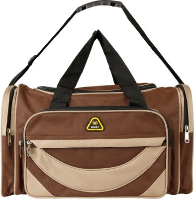 Daikon 4429Brownbisct-TravelBag Travel Duffel Bag(Brown, bisct)