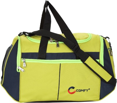 Comfy K-28 (Expandable) Travel Duffel Bag(Multicolor)