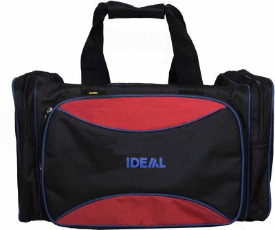 Ideal Milano Red And Blue 30 Litres Travel Bag 16 inch/40 cm (Expandable)