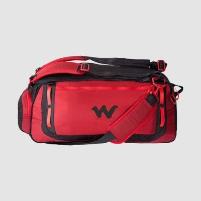 Wildcraft Ceratah 55 Travel Duffel Bag(Red)