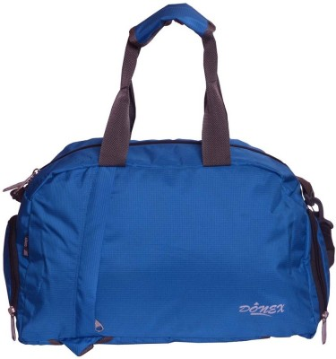 Donex 1987 42 inch/106 cm Travel Duffel Bag(Blue)