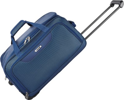 Safari ROCKIES-RDFL-65-BLUE 65 inch/165 cm Travel Duffel Bag(BLUE)