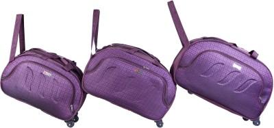 Sk Bags amco 3 pic duffel set 24 inch/60 cm