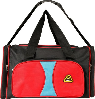 Daikon 4428Blackred-TravelBag Travel Duffel Bag(Black, red)
