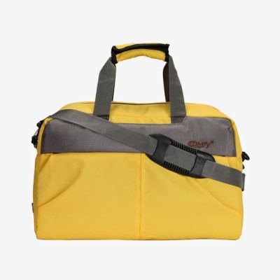 Comfy AT.01 17 inch/43 cm Travel Duffel Bag(Yellow)
