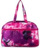 WRIG Hidesign Travel Duffel Bag (Pink)