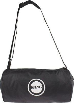 KVG Vibrant 16 inch/40 cm Travel Duffel Bag(Black)