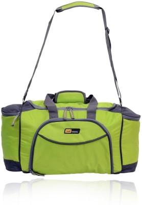 Yark Travel Bag Cabin Size (GREEN & GREY) 16 inch/42 cm