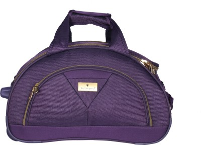 sammerry SMD-20 Duffel Strolley Bag(Purple)