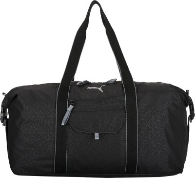Puma Fit AT Workout Bag Gym Bag(Black)
