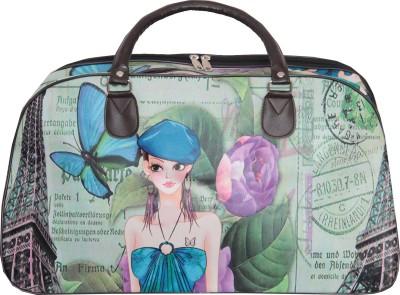 Zenniz Printed duffel Bag 6 inch/15 cm
