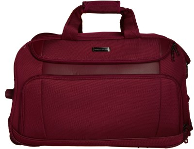 SAHARA EXCLUSIVE 330 (Expandable) Duffel Strolley Bag(RED)