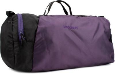 Wildcraft Active Purple Gym Bag(Dark Purple)