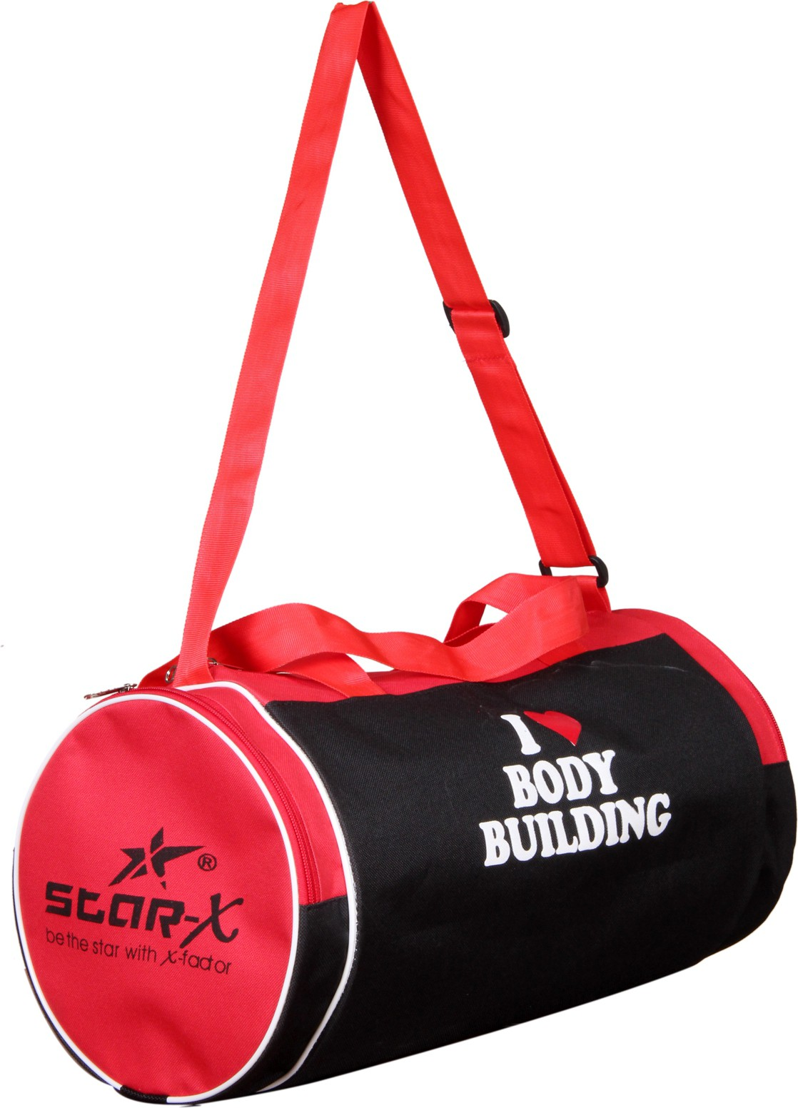 Star X Multicolor gym bag Duffel Bag(Red b734a43b23689