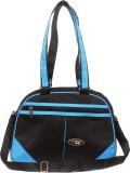 Raeen Plus GYM 13 inch/33 cm Gym Bag (Bl...