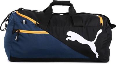 Puma Puma Cat Logo Weekender 154 inch/391 cm (Black08) 154 inch/391 cm Gym Bag(Black08)