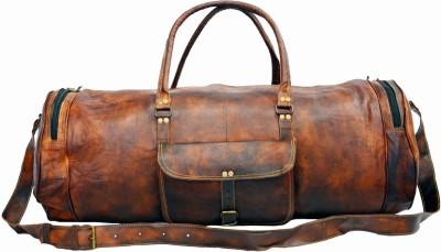 Hide 1858 Genuine Leather Round Shape 20 inch/50 cm