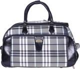 sammerry SMBL-Check Duffel Strolley Bag ...