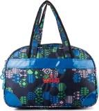 WRIG Hidesign Travel Duffel Bag (Blue)