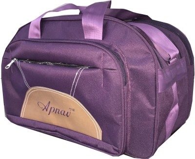 Apnav ENJY H W 21 inch/53 cm Travel Duffel Bag(Wine-08)