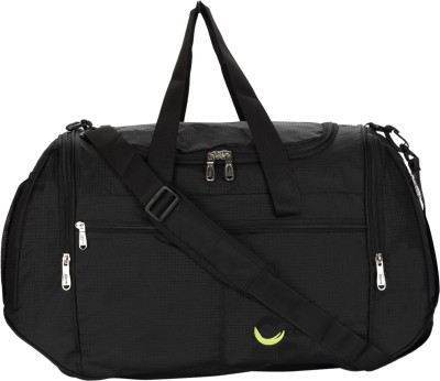 Comfy K-28 (Expandable) Travel Duffel Bag(Black)