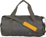 RLE Checkered Duffle Cum Gym Bag Travel ...