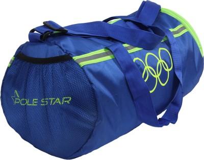 Pole Star 0102 Blue 19 inch/48 cm Gym Bag(Royal Blue- 01)