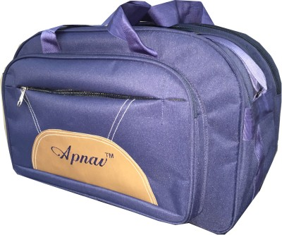 Apnav ENJY H BL 21 inch/53 cm Travel Duffel Bag(Blue-08)