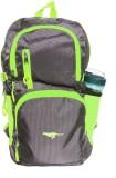 Gene MN-0305-GRYGRN Gym Bag (Green, Grey...