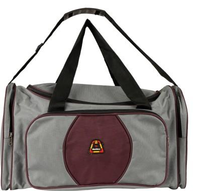 Daikon 4427GrayPurple-TravelBag Travel Duffel Bag(Gray, Purple)